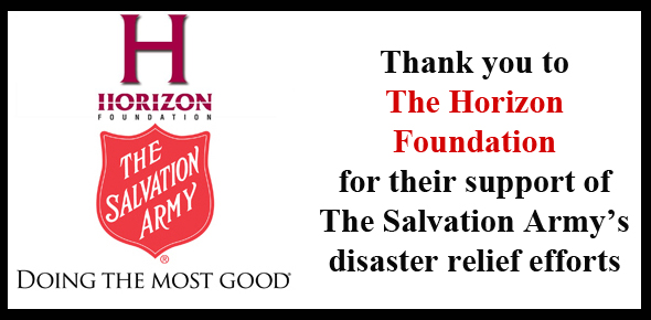 The Salvation Army New Jersey Division Eds Updates